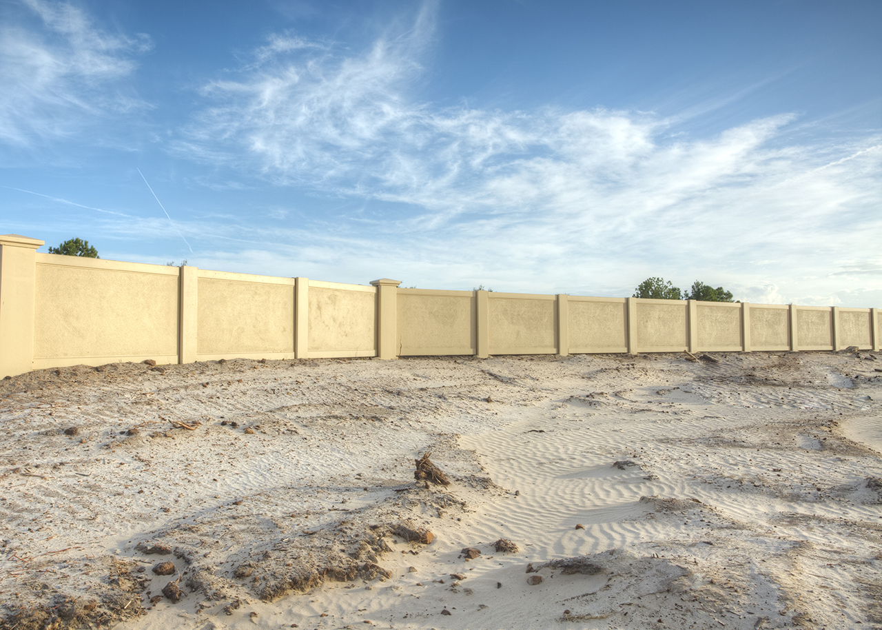 Prefab Concrete Walls Houston