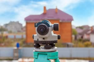 Land surveyor equipment