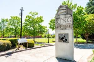 Martin Luther King Jr. National Historic Site in Atlanta, GA