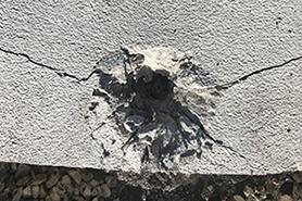 Ballistic resistant precast concrete wall comparison