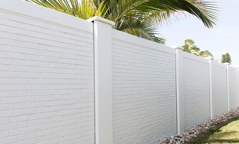 brick walls. Precast Concrete Walls VS. Laid Brick