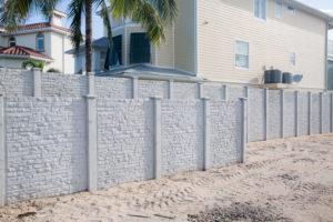 Permafence Precast Concrete Fencing