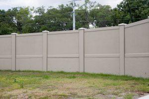 Concrete Fence Panels Cost