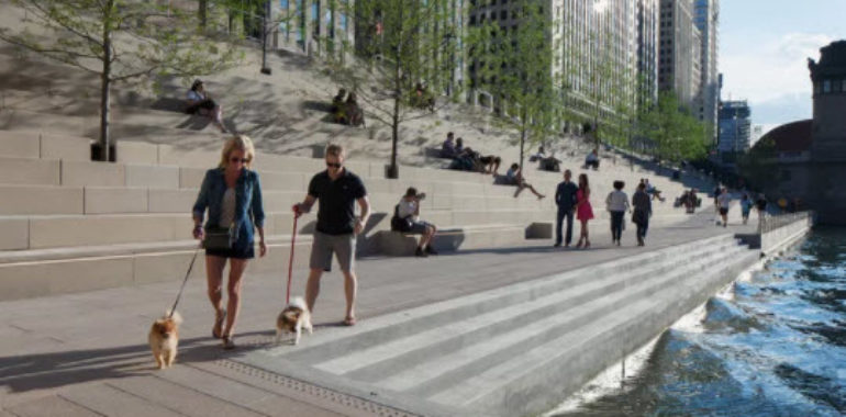 Chicago Department of Transportation Trusts Precast Concrete