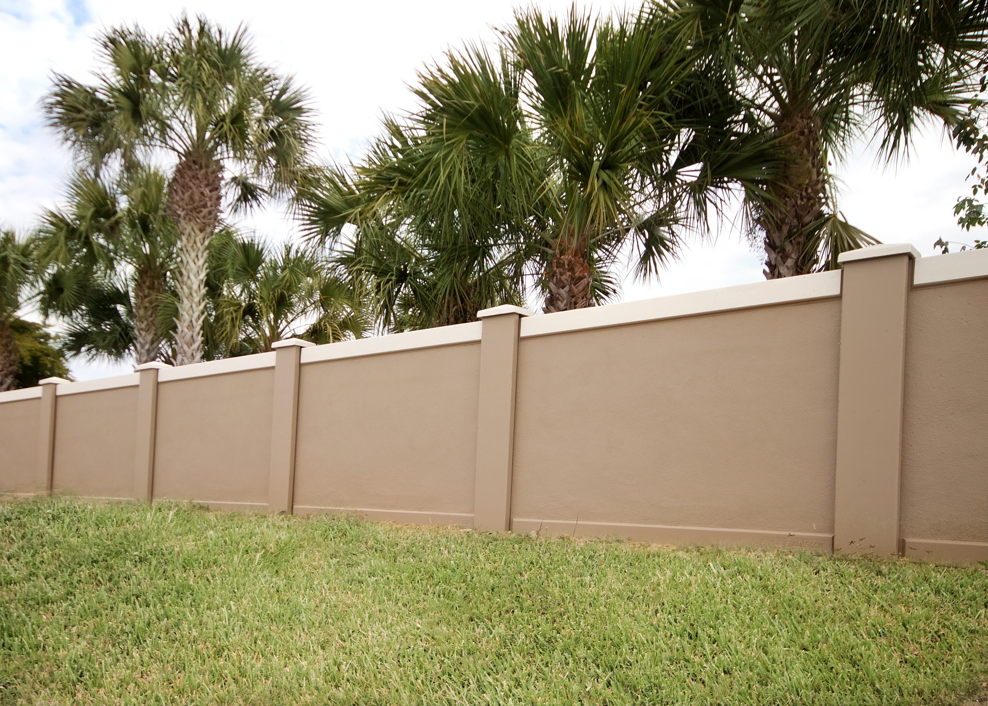 Concrete Precast Fence