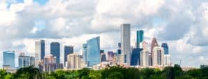 Houston,,Skyline,Cityscape