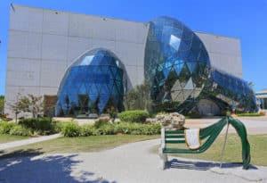 Salvador Dali Museum exterior
