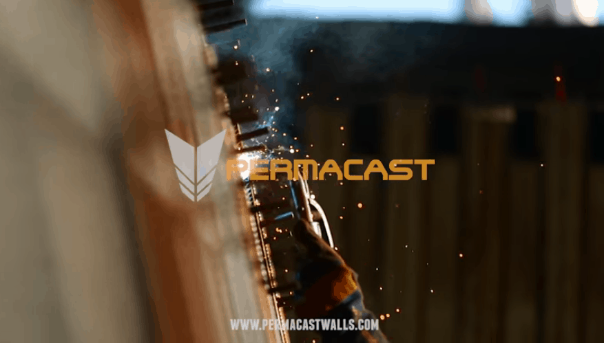Tampa Precast Concrete Fencing by Permacast